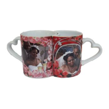 Personalised Lover's Mug 2 Mugs